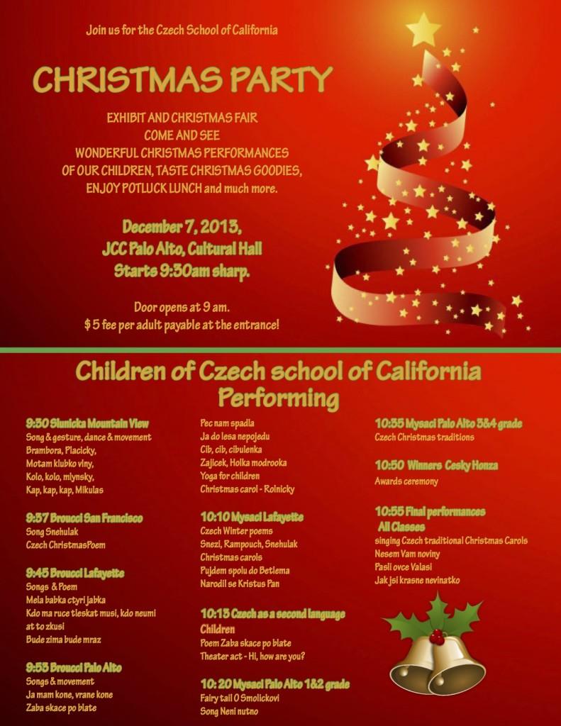 christmasparty-CSOC 2013